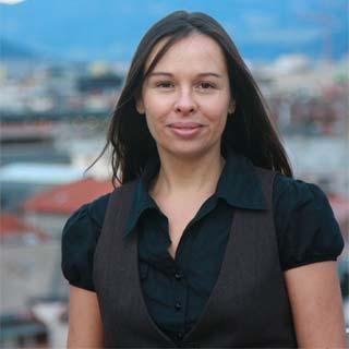 Tatjana Schnell. Foto: © Wendy A. Hern
