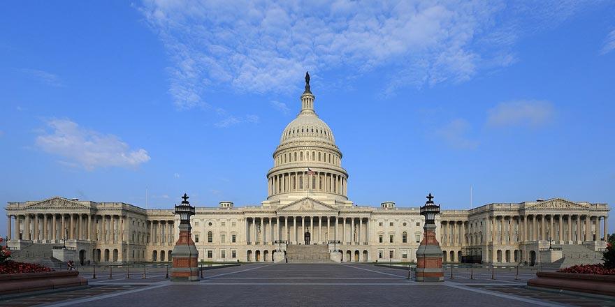Das Kapitol in Washington, D.C., Sitz des US-Repräsentantenhauses. Foto: Eigenes Werk / Wikimedia Commons / CC BY-SA 3.0
